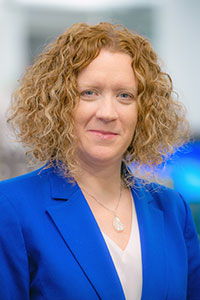 Heather Berringer, UBC Okanagan Chief Librarian and Associate Provost, Learning Services.