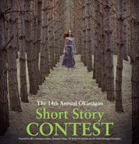 Okanagan short story contest poster