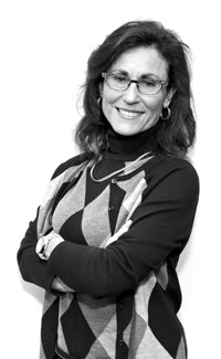 Lynn Bosetti, dean of Education
