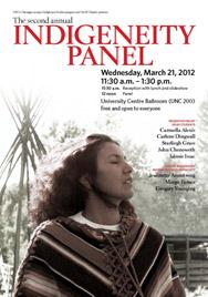 Second annual Indigeneity panel