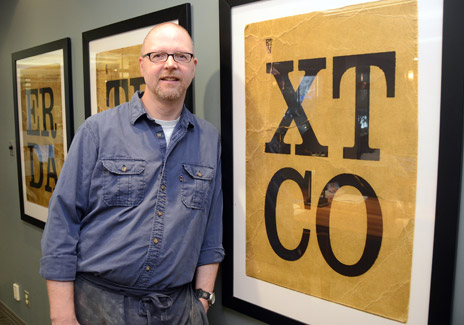 Briar Craig, associate professor of visual arts, has donated six screen prints to the institution's public art collection. Byron Johnston also donated his work, A Decomposition, to the university. The sculpture was erected between the Arts and Science buildings in 2010 and features a variety of materials in stages of decomposition.