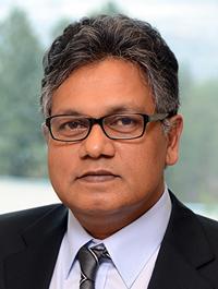 Dixon Sookraj, associate professor of Social Work