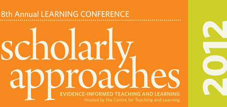 2012 Learning Conference