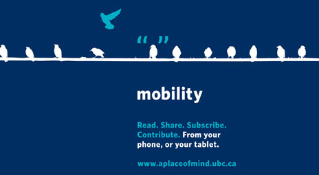 Place of Mind site goes mobile