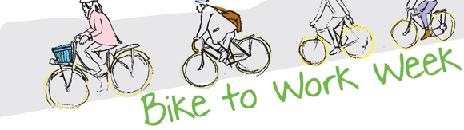 Bike to Work week 2012