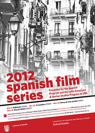 Spanish Film Series