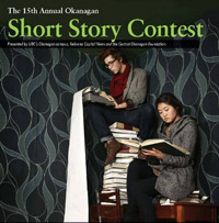 15th annual Okanagan Short Story Contest