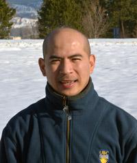 Alfonso Martinez, facilities service worker