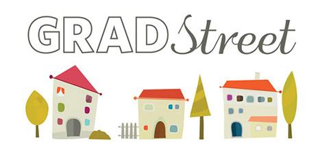 Grad Street graphic