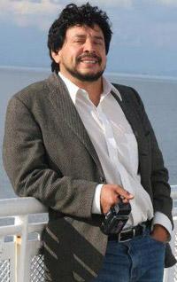 Hugo De Burgos, assistant professor of medical and visual anthropology