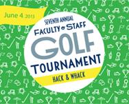 Hack n Whack golf tournament 2013