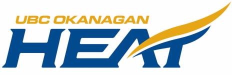 UBC Okanagan Heat logo