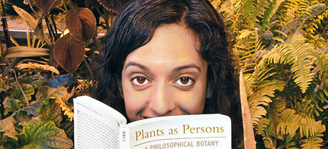 Sonnet L'Abbé explores the language of plants with unabashed gusto.