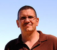 Kevin Hanna is a newly appointed associate professor of geography in the Irving K. Barber School of Arts and Sciences.