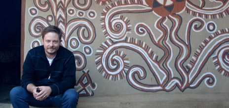 Assistant Professor of Anthropology David Geary studies the revival of Buddhism in India.