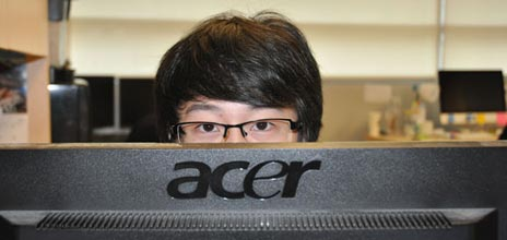 Eric Huang has become a Reddit sensation with his advice to computer students