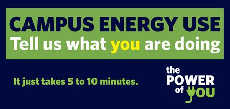 Campus energy survey  graphic