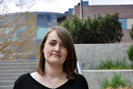 Master's student Amanda Jones recently completed a study about available housing for single mothers in Kelowna. She says the facts speak for themselves and there simply isn't enough support, or enough accommodation, for single parents in this region.