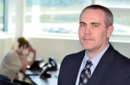 UBC researcher David Walker