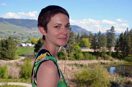 Ashley Little, a double winner at the BC Book Prizes, is working on projects ranging from movie scripts to stage plays, a short story, and a fourth novel.
