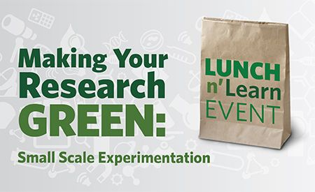 Green Research Workshop graphic