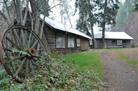 UBC's Eco Cultural Centre at the Woodhaven Nature Conservancy offers innovative multi-use space where visiting artists, scholars, and graduate students can live, work, create and research. The One Square Foot eco-art workshop takes place here on Saturday, July 19.