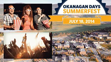 Okanagan Days SummerFest graphic