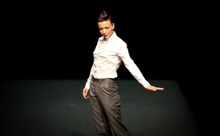 The FCCS Performance Series features international acts such as Belgium dancer/choreographer Lisbeth Gruwez.