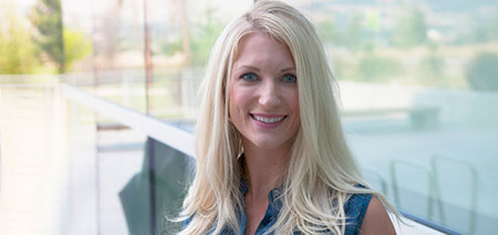Laura Struick will investigate evidence-based smoking cessation app Crush the Crave.