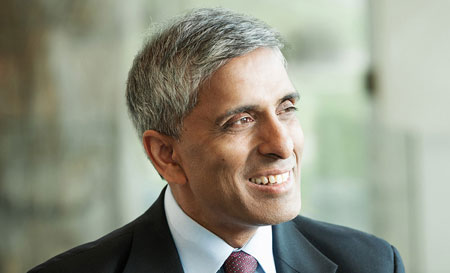 Professor Arvind Gupta, 13th President and Vice-Chancellor of The University of British Columbia