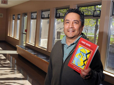 BC author Garry Gottfriedson is a Kamloops rancher, educator and author.