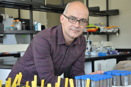 Associate Dean of Research with UBC Okanagan's Irving K. Barber School of Arts and Sciences John Klironomos has been named a fellow of the Royal Society of Canada.