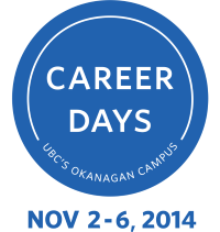 Career Days 2014 graphic