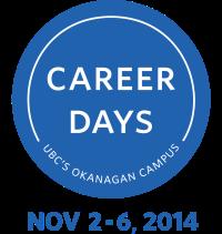Career Days 2014 graphic