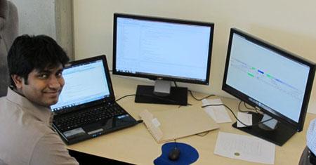 Recent MSc (Computer Science & Math) graduate Faisal Rahman joined tech-giant Microsoft as a software engineer.