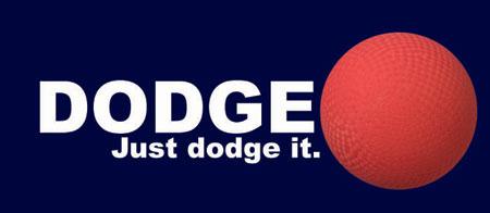 Dodgeball graphic