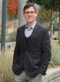 Asst. Professor of Political Science Carey Doberstein joined the Barber School in July, 2014.