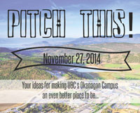 Pitch This! competition graphic
