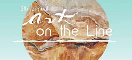 Art on the Line 2015 graphic