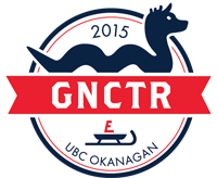 Great Northern Concrete Toboggan Race 2015 logo