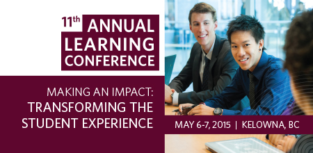 Learning Conference graphic
