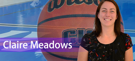 laire Meadows will offically begin her UBC Okanagan coaching career on April 1,2015.
