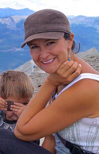 Jennifer Leason, doctoral candidate in interdisciplinary graduate studies