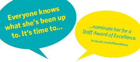 Staff Awards graphic