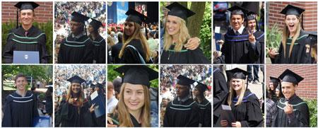 Heat graduates of 2015
