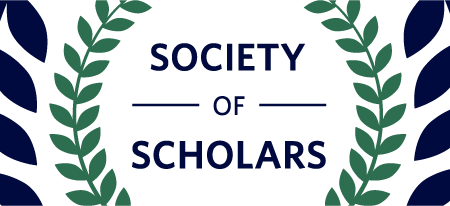 Society of Scholars graphic
