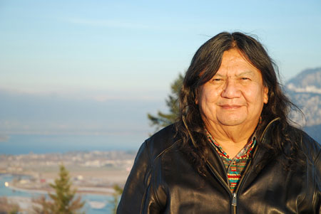 Arthur Manuel, activist, leader, and advocate for Aboriginal title and rights, kicks off UBC Okanagan's 2015/16 AlterKnowledge Series on September 18.