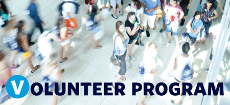 Volunteer Program graphic