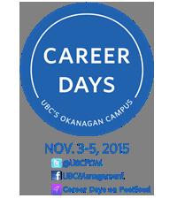 Career Days 2015 graphic