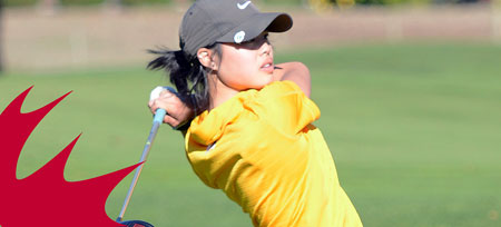 Heat golfer Carolyn Lee